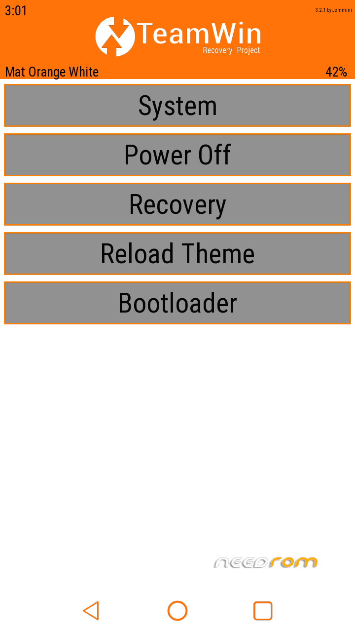MTK Auto Philz recovery porter / TWRP Recovery Porter   Repair