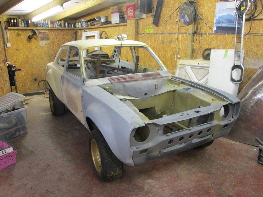 eBay: Ford escort mk1 project, mk1 escort mexico . ford mexico ...