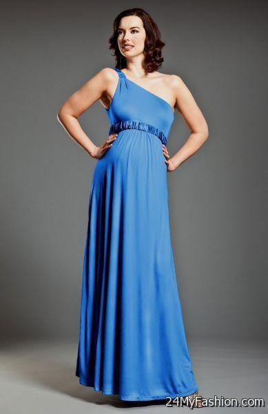 blue maternity maxi dress 2017-2018 » B2B Fashion   Fashion 2017 ...