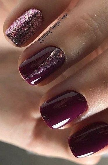 61 Summer Nail Color Ideas For Exceptional Look 2020 In 2020 Short Acrylic Nails Stylish Nails Nail Colors