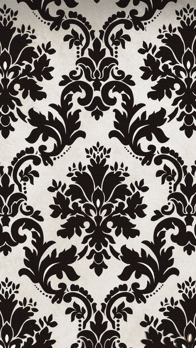 Gothic Pattern Iphone Wallpaper Paterns In 2019 Pinterest