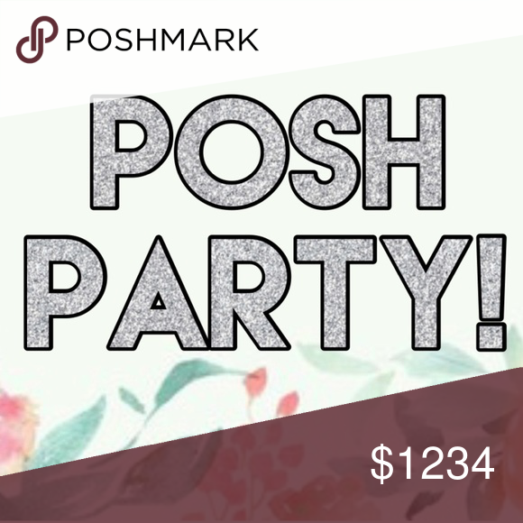 4 4 4pm Huge Markdowns Hosting A Posh Party On 4 4 At 4pm Theme Tbd I Ll Update This Post As Soon As I Find Out Posh Party Clothes Design Retail Logos