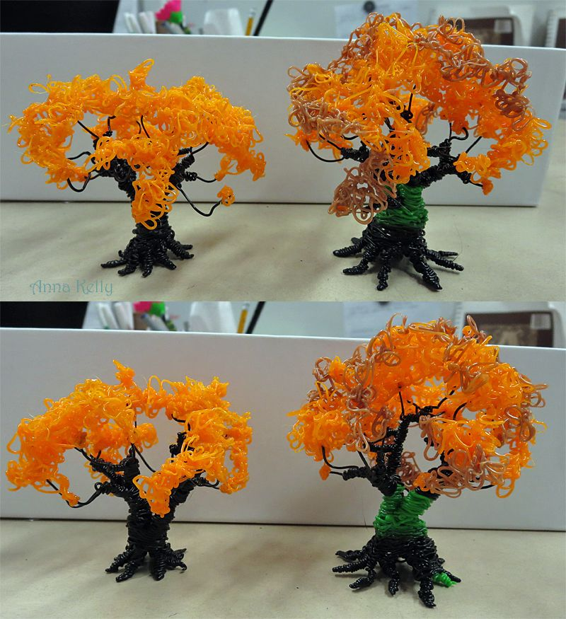 whatwillyoucreate orange trees anyone 3d pen ideas. Black Bedroom Furniture Sets. Home Design Ideas