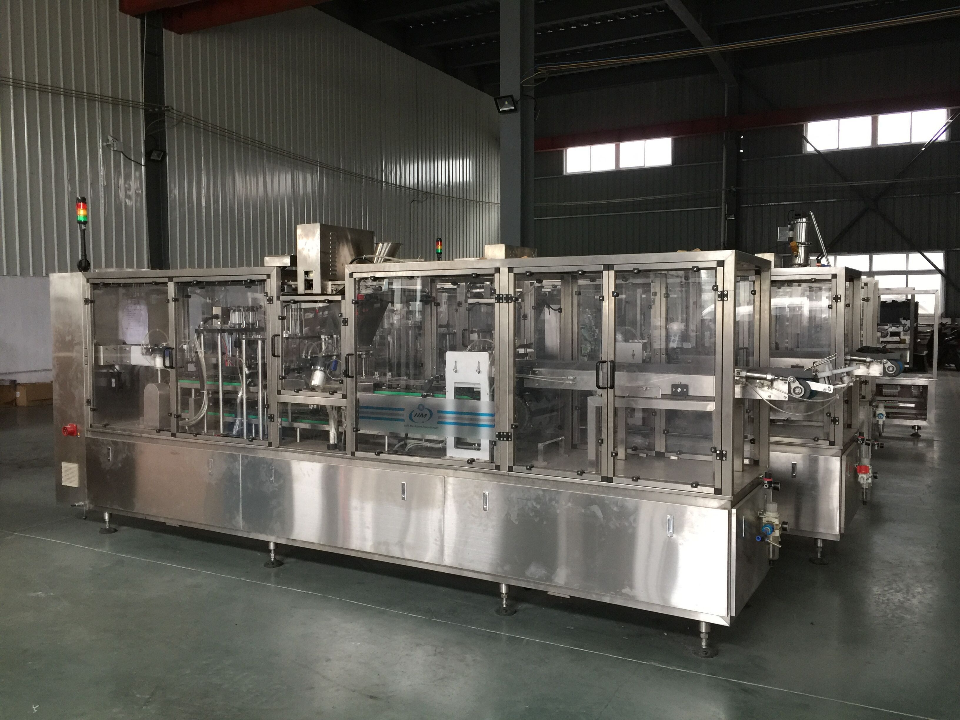 our coffee capsules filling machine can be customized. so
