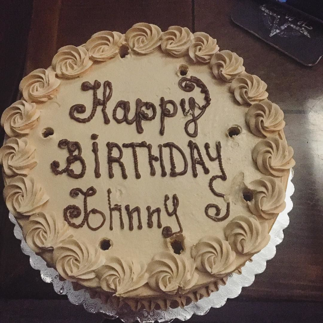 Happy Birthday To Our Amazing Manager Johnny Birthday Manager