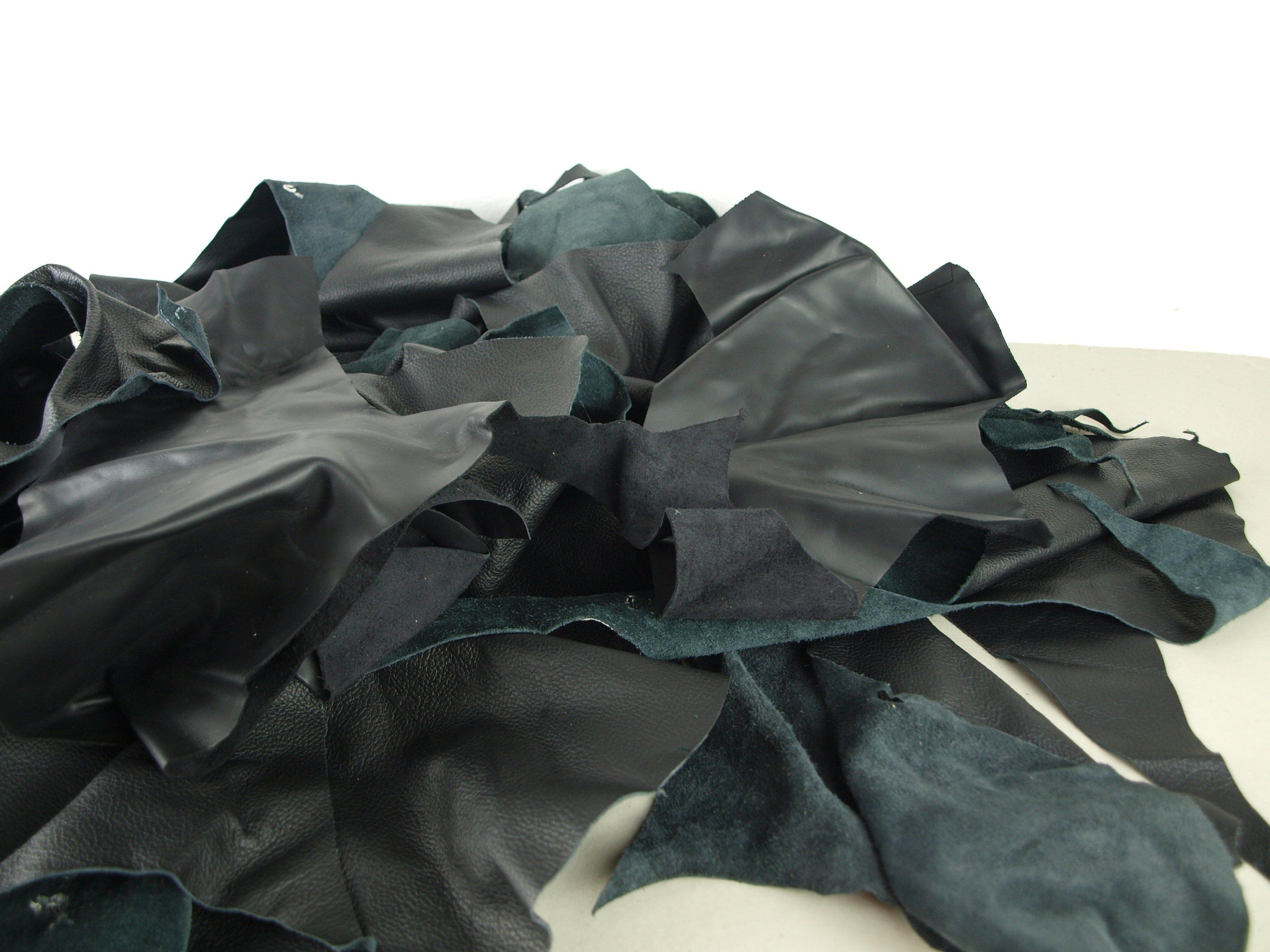 OFFCUTS *** *** SMALL PIECES OF LEATHER