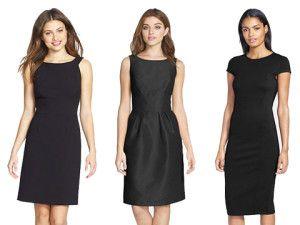 d96f1ee61f7 Sleek Sheath. Feel feminine and empowered in a revamped classic black  sheath dress.