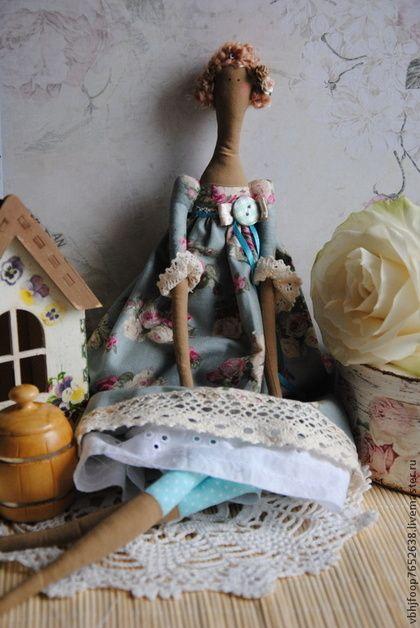 Куклы Тильды ручной работы. Ярмарка Мастеров - ручная работа Кукла Тильда .. Handmade.
