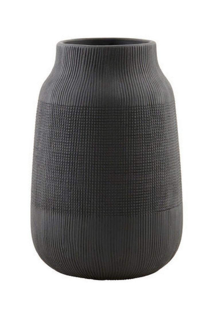Vase Groove House Doctor Blumen Vase Vase