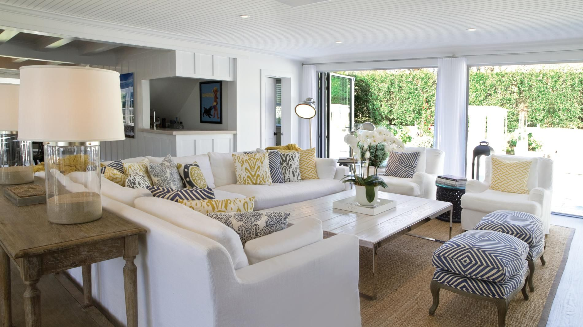 Beautifully Seaside Formerly Chic Coastal Living East Hampton Beach House