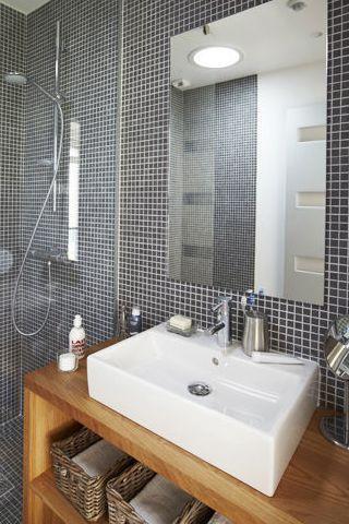 nice Idée décoration Salle de bain - Image  Couleur salle de bains