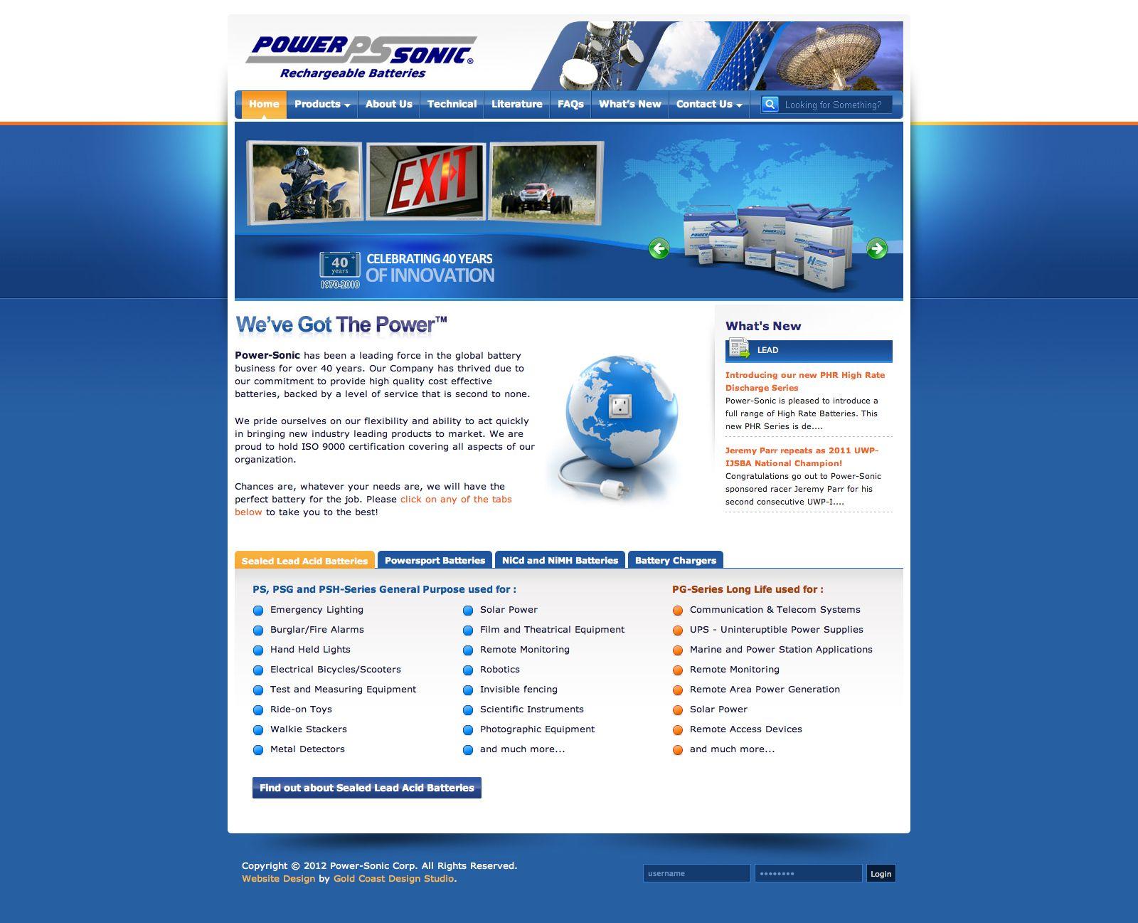 Powersonic Www Powersonic Com Web Design Latest Website Designs Web Design Agency