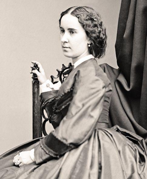Clara Louis Kellogg Brady Image House Divided The Civil War