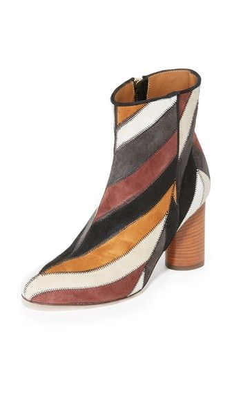 Womens Shoes PATRIZIA Chevron Beige
