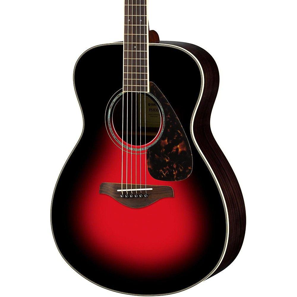 Yamaha Fs830 Small Body Acoustic Guitar Yamaha Guitar Guitar Yamaha Acoustic Guitar