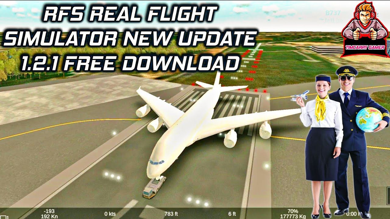 Rfs Real Flight Simulator Pro Mod Apk Download - APK MOD ...