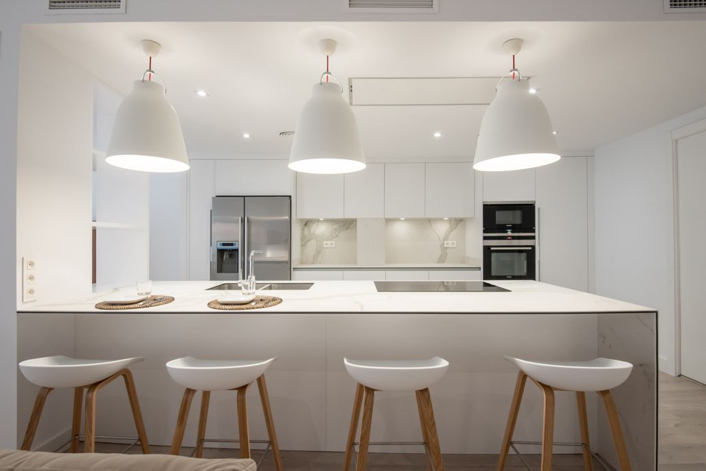 Home En 2020 Cocinas Abiertas Decoracion Hogar Decoracion De Cocina Moderna