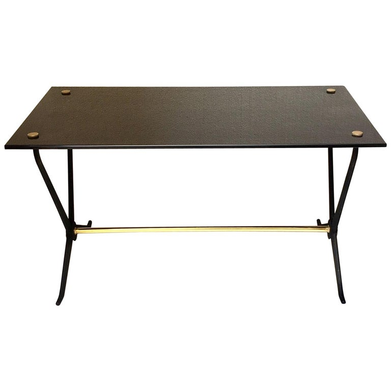 Mid Century Italian Coffe or Cocktal Table by Angelo