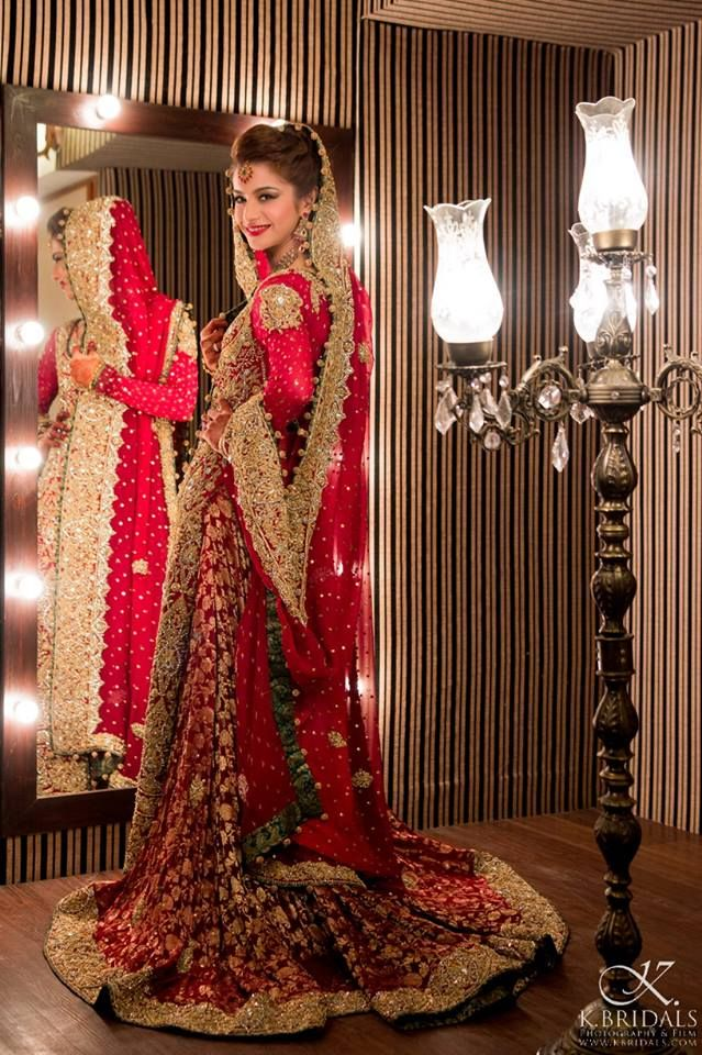 Tabassum Mughal Haute Couture K Bridals   dulhan ...