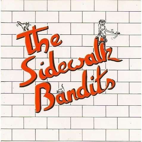 zoom SIDEWALK BANDITS - THE SIDEWALK BANDITS - CD