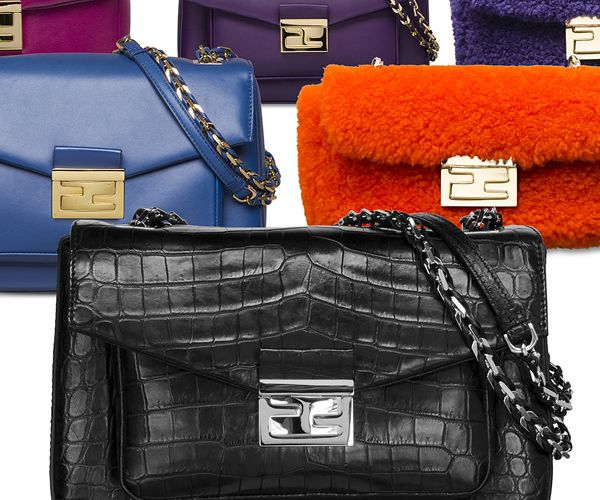 """Fendi doles out Italian """"It"""" bag luxury with its new Be Baguette"""