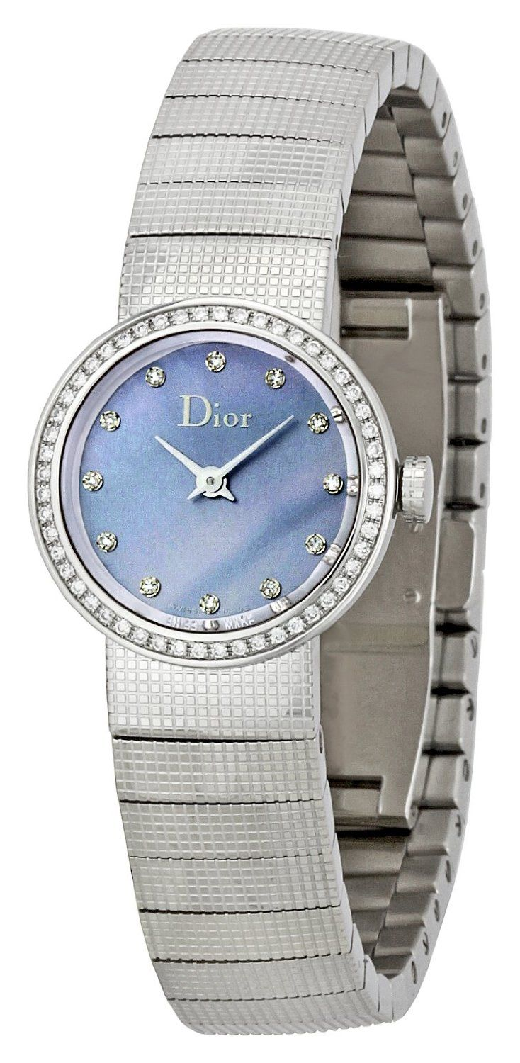 Christian Dior Women's CD041111M005 Baby Stainless Steel Bracelet Watch
