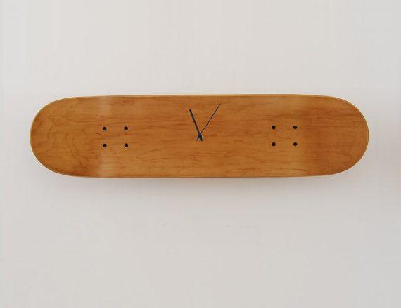 Pin on Skateboard Furniture, Skateboard Decor, Skateboard Gift