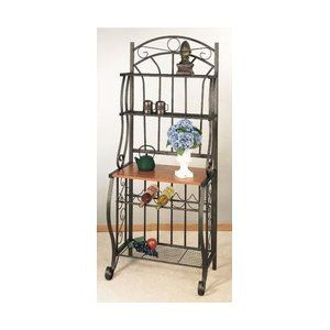 Old Dutch International Baker S Rack 119 00 Wine Rack Furniture
