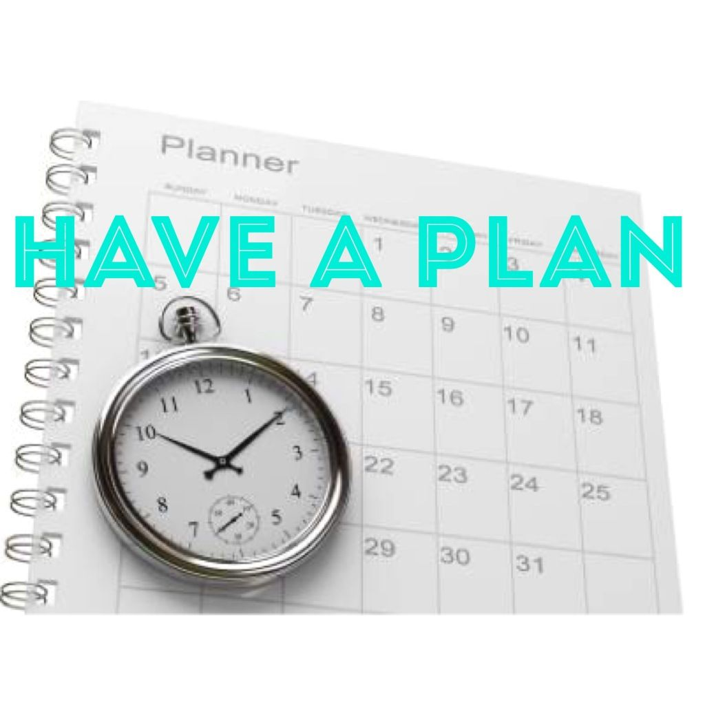 Have a plan is a step to loose weight, find out the other 4 on: www.angiefliehser.com