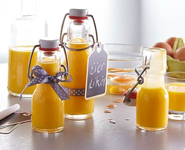 Rezept: Eierlikör | Annett | Pinterest | Eierlikör, Küchenmaschine ...