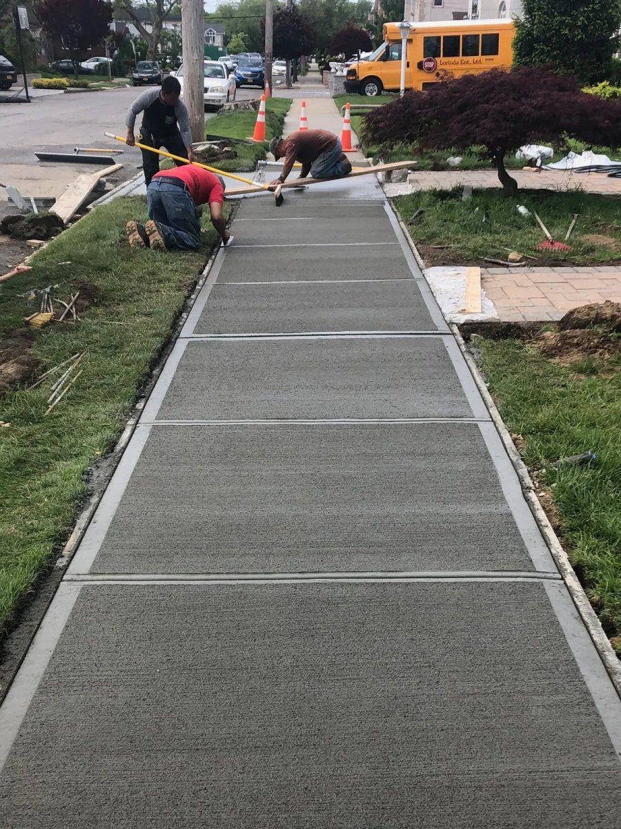 6 imperative steps for diy sidewalk repair nyc in 2020