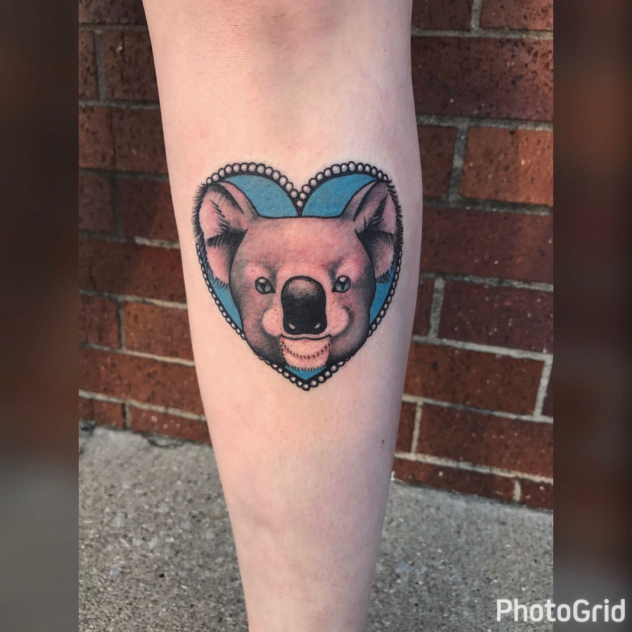 Koala tattoo koala tattoo tattoos ink