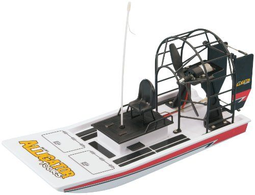Aquacraft Mini Alligator Tours Airboat List Price 149 99 Price 109 98 Airboat Rc Hobby Store Radio Controlled Boats