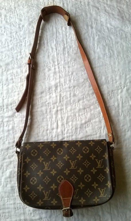 b51dd3cda4eb Sac à Main - LOUIS VUITTON - Bag vintage pour maroquinier   My Style ...