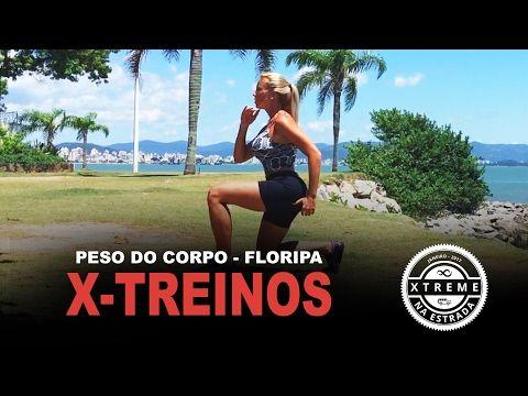 YouTube Xtreme 21 - treino rápido com o peso do corpo