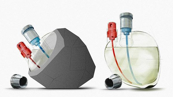 Diesel »Fuel For Life« flacon reinterpretation by Alexander Grimm, via Behance