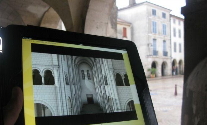 Avec Guilhem à la découverte des trésors de Saint-Sever en 3D et vidéos