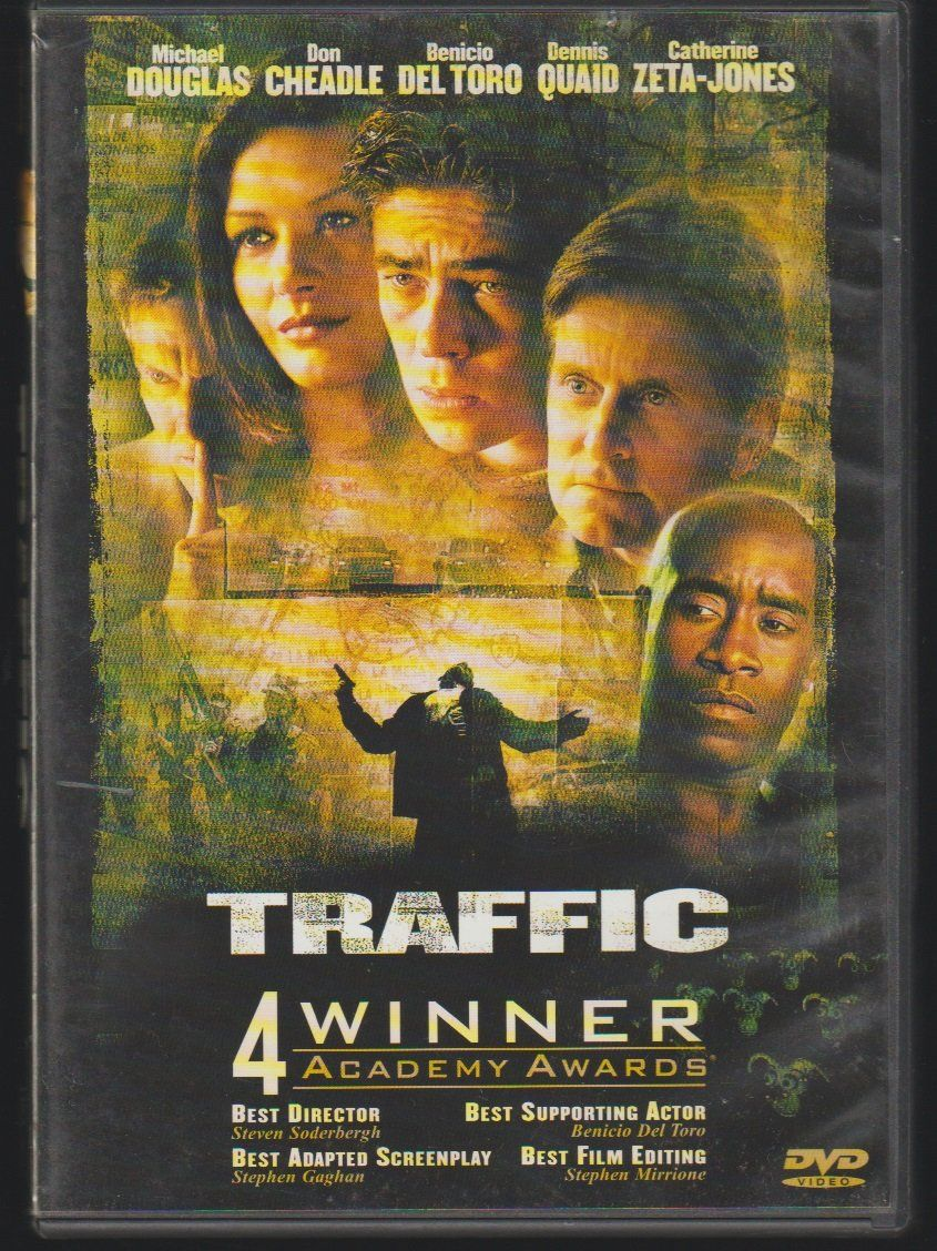 Traffic+DVD | Good movies on netflix, Movies online, Hd movies