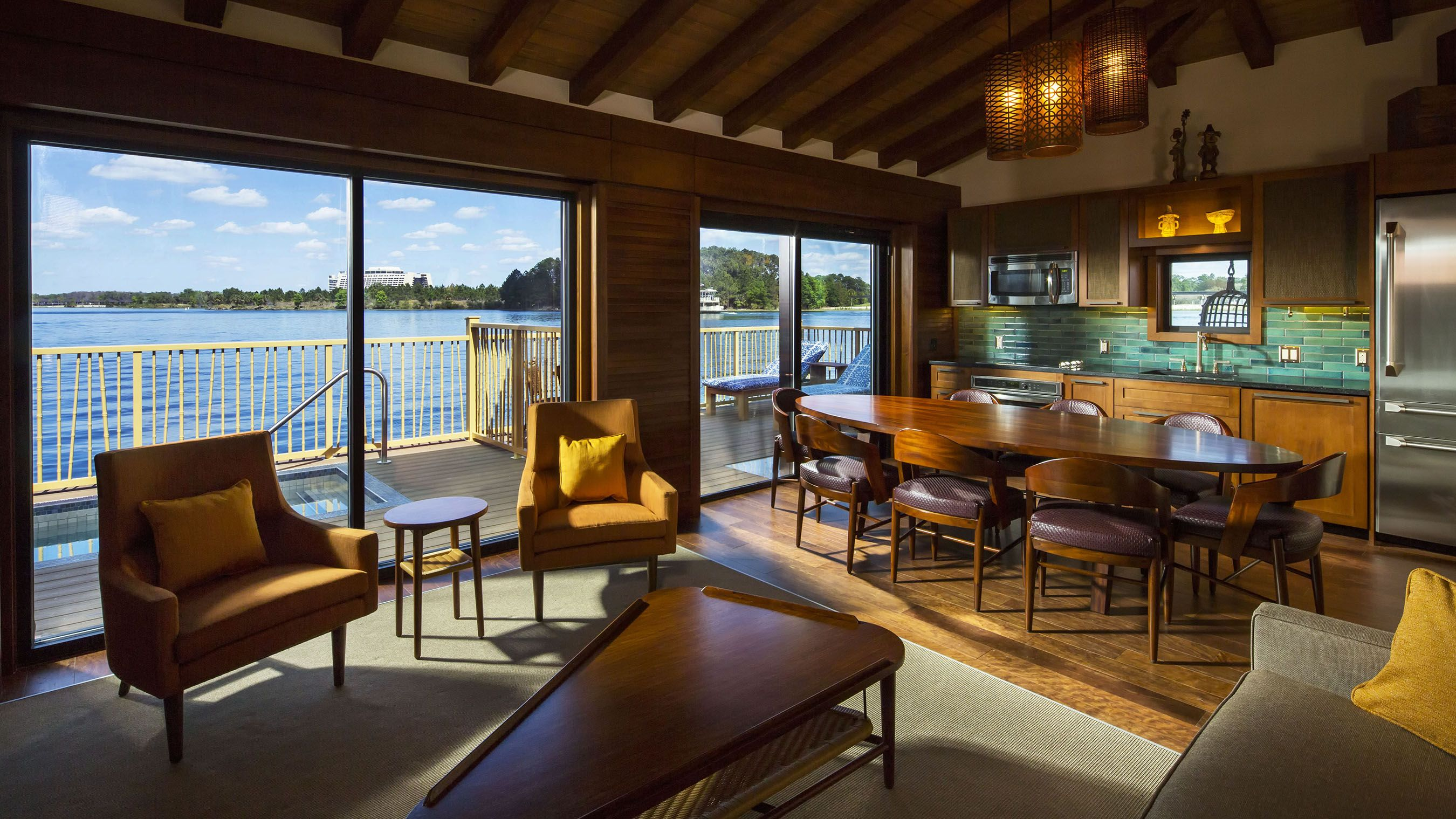 Resort Spotlight Disney 39 S Polynesian Village Resort 39 S New Overwater Bungalows Overwater