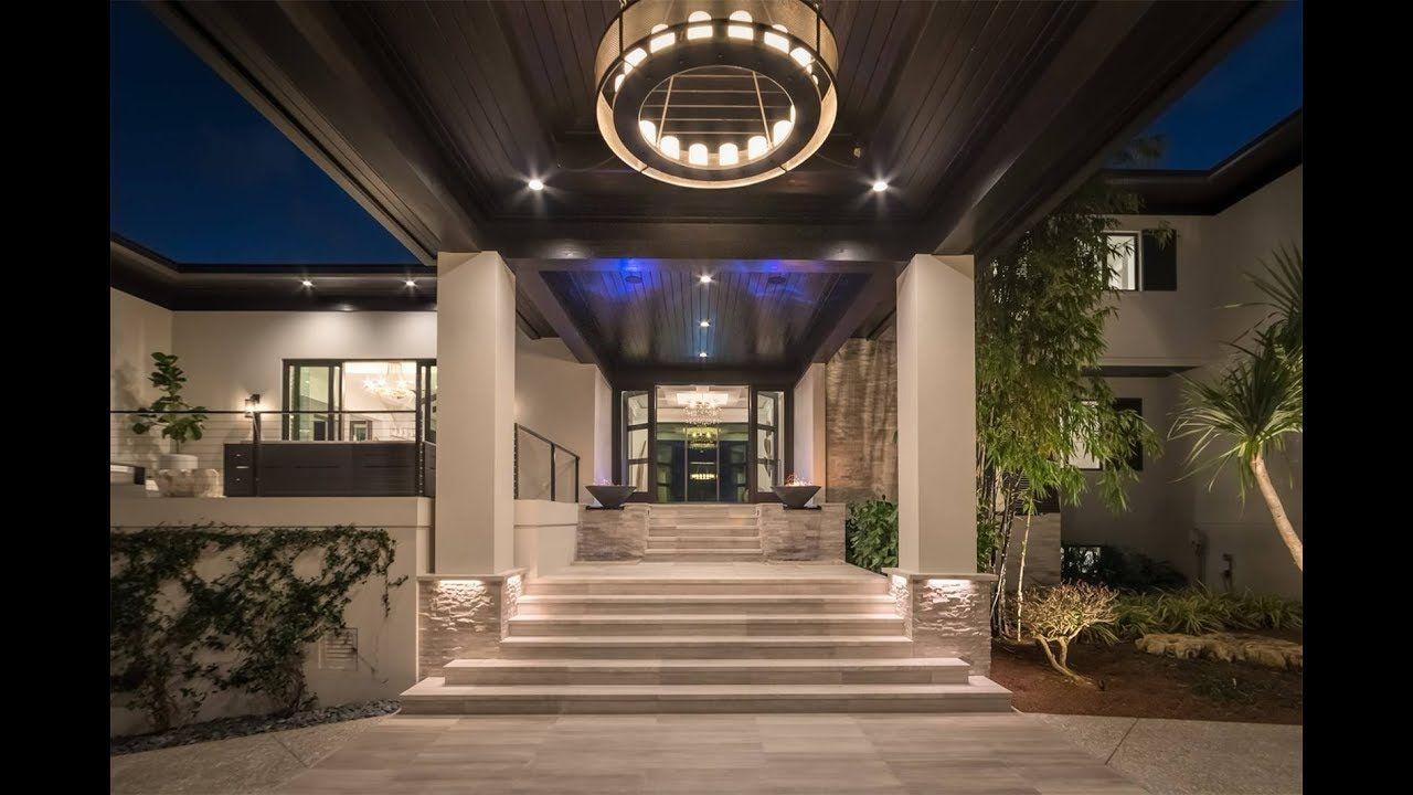 Harmonious Waterfront Retreat In Sarasota Florida Sotheby S International Realty Wysluxury Sarasota Model Homes Mansions Luxury