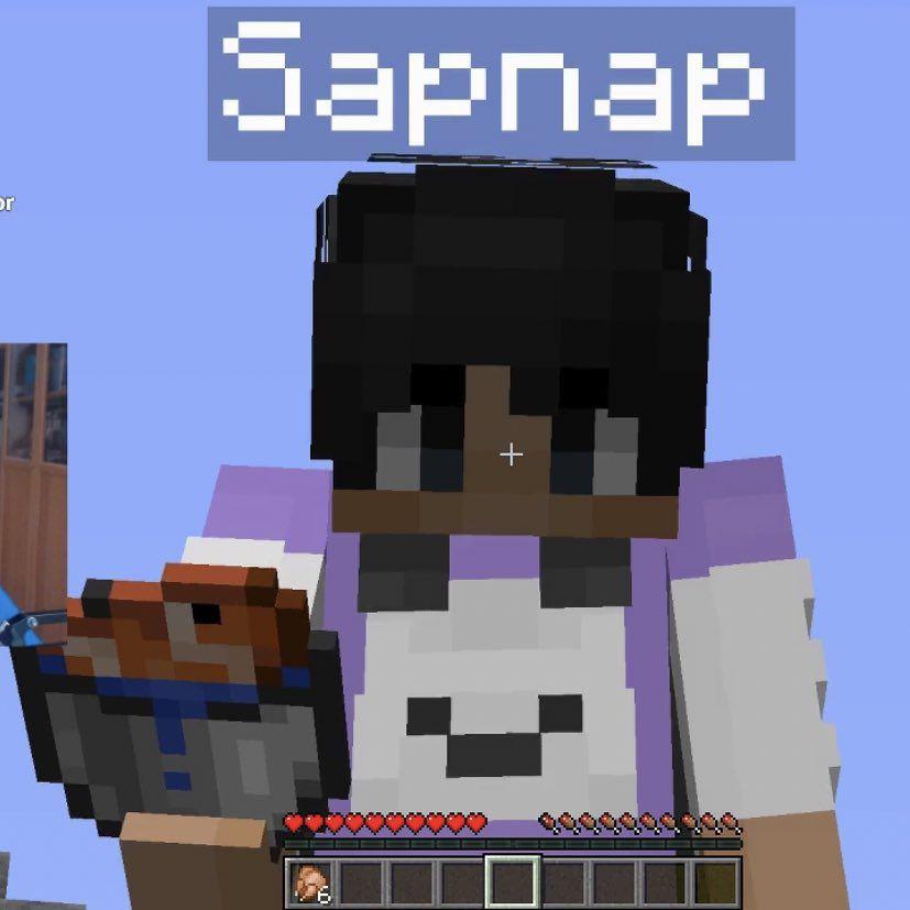Sapnap My Dream Team Mc Skins Minecraft Skin