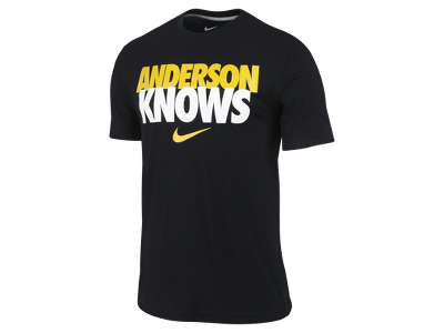 bc49e694 Nike Dri-FIT Anderson Knows Men's T-Shirt - $35 | Stuff to Buy