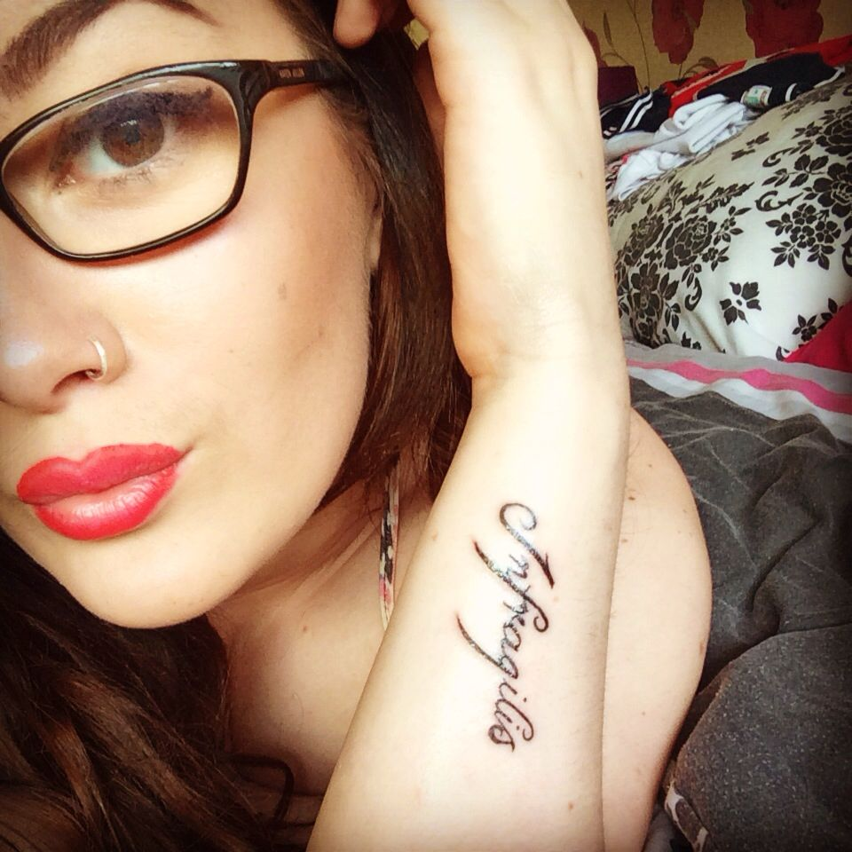 Infragilis latin for unbreakable and strong tattoos bodies buycottarizona Images