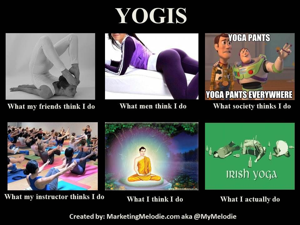 a19dd2eb726b9b1357b31ffd6af1746c what the world thinks about yogis yoga meme funny hahaha