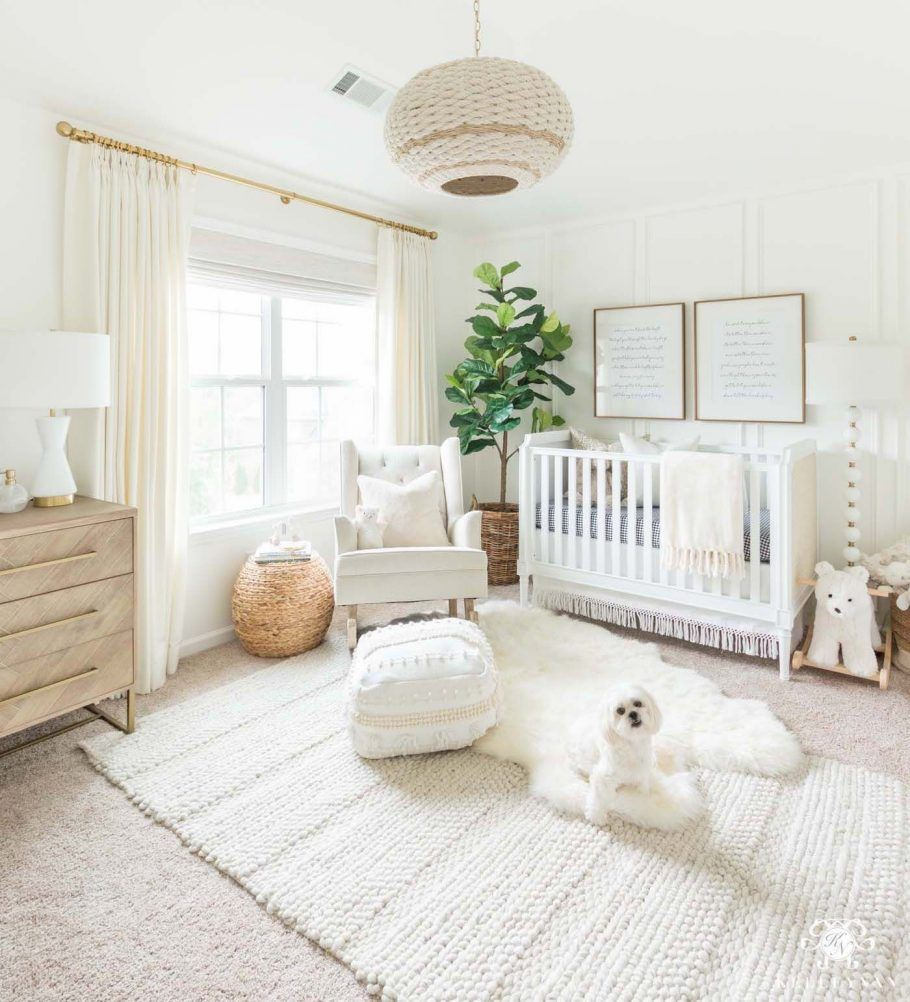 Nursery Trend Report Gender Neutral Is Making A Comeback Little Crown Interiors Decor Baby Room Inspiration