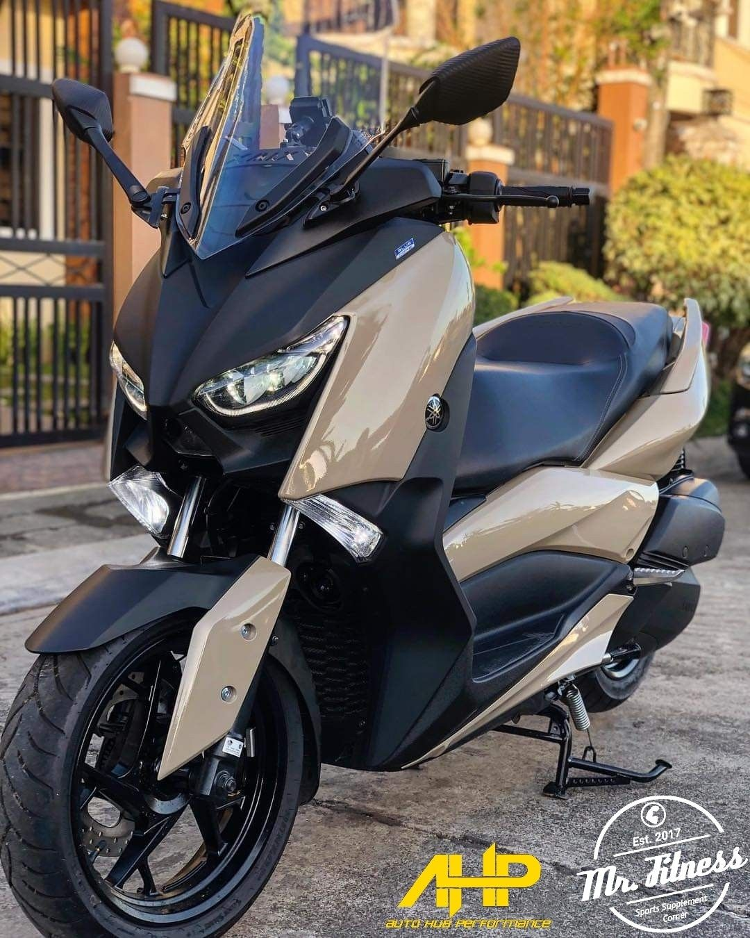 Yamaha Xmax 300cc By Mr Fitness Sports Supplement Corner