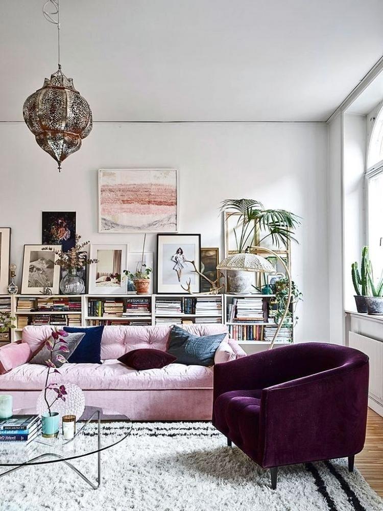20 comfy modern bohemian living room ideas  feminine