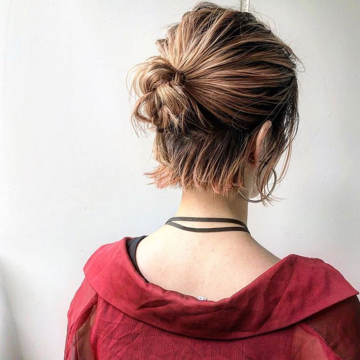Latest Absolutely Free Half Up Half Down Hair Short Concepts For Your Wedding You Should Appear The Most In 2021 Short Hair Styles Short Hair Bun Short Hair Ponytail