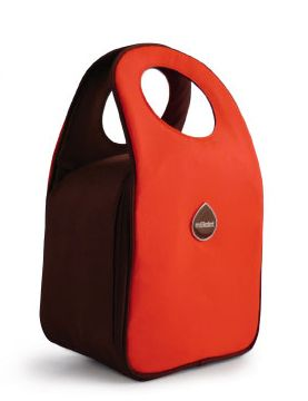 Stoh Lunch Bag from Milkdot - Red