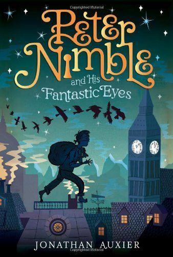 Peter Nimble and His Fantastic Eyes by Jonathan Auxier, http://www.amazon.com/dp/1419700251/ref=cm_sw_r_pi_dp_c30wqb01Z23S9
